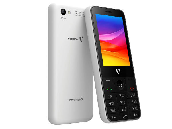 Videocon Releases VStyle Series Of Phones Starting At Rs 1,299