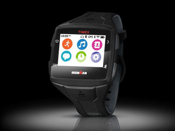 Timex Launches Ironman One GPS+ Smartwatch