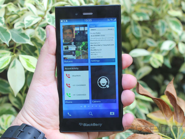 BlackBerry Z3 Review: A Smartphone That Essentially Stick to its Roots