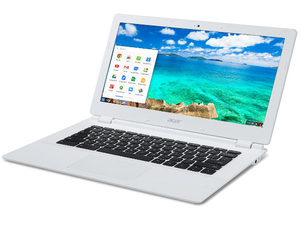 Acer Chromebook 13 With Nvidia Tegra K1 Processor Unveiled
