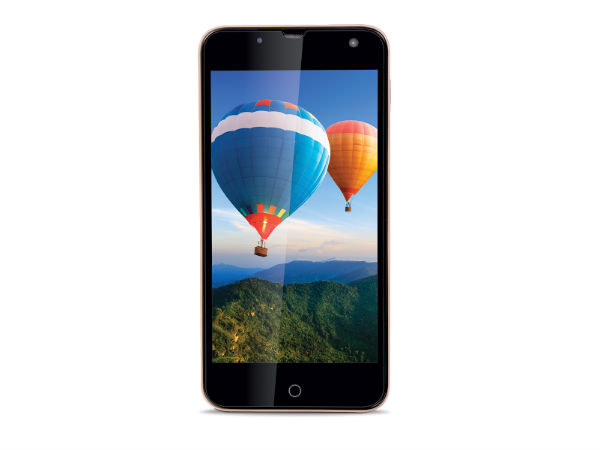 iBall Cobalt 3 Smartphone with Octa Core CPU Launched at Rs 12,499