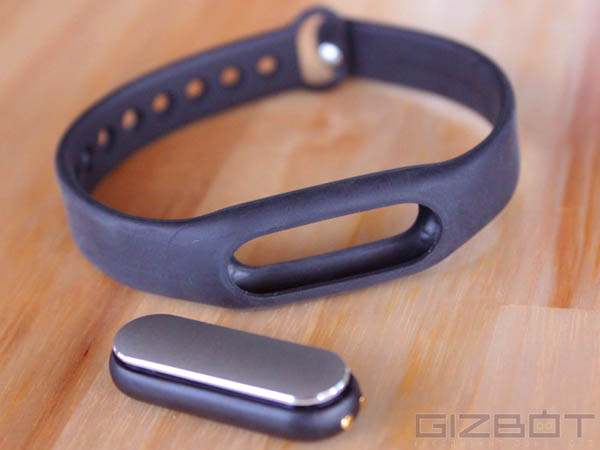 Xiaomi Mi Band Hands On and First Look