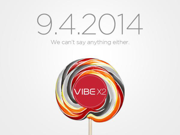 Lenovo Vibe X2 With Android Lollipop to Launch at IFA 2014 On Sept 4