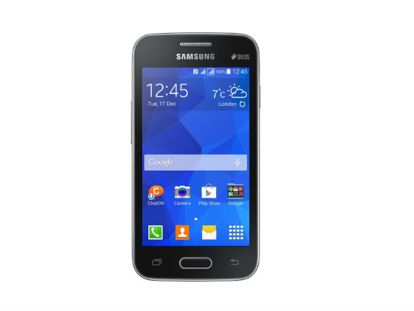 Samsung Galaxy S Duos 3 Now Available in India at Rs 7,999