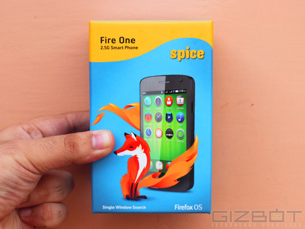 Spice Fire One Mi-X1 First Look