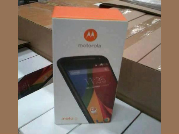 Motorola Moto G2 Leaks Online Yet Again: Might Launch On September 5