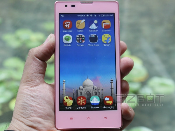 Xiaomi Redmi 1S To Go On Sale Today Starting 2PM At Rs 5,999
