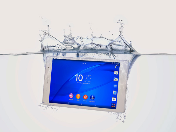 Water Proof and Dust Resistant Capability