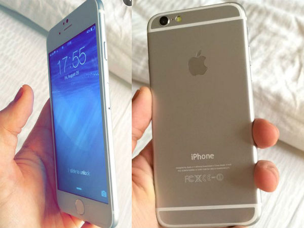 Apple iPhone 6 with 4.7-Inch Display Lekas Yet Again