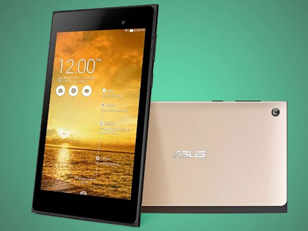 Asus Launches MeMo Pad 7 Powered By Intel Atom Processor at IFA 2014