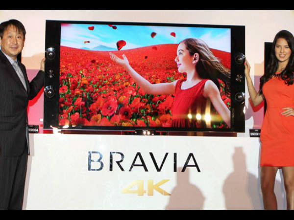 Sony Officially Launches 6 New Bravia 4K TVs, Starts at Rs. 1,74,900