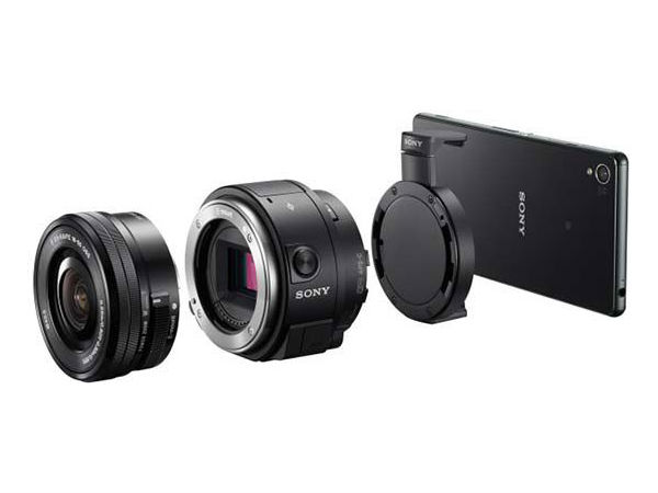 Sony at IFA 2014: 30x Zoom Cyber-shot DSC-QX30 Smart Lens Announced