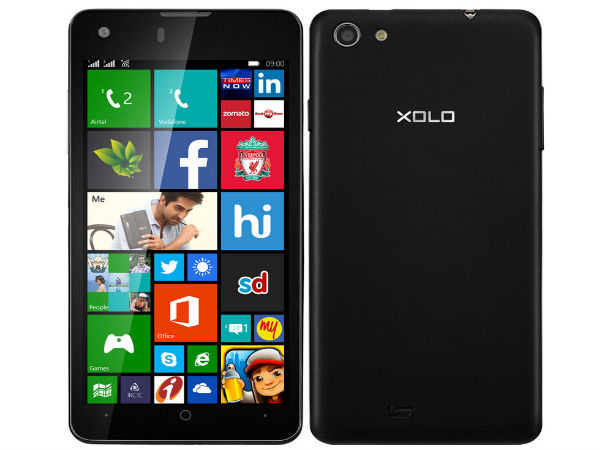 Xolo Win Q900s Powered By Windows Phone 8.1 Now Available at Rs 9,999