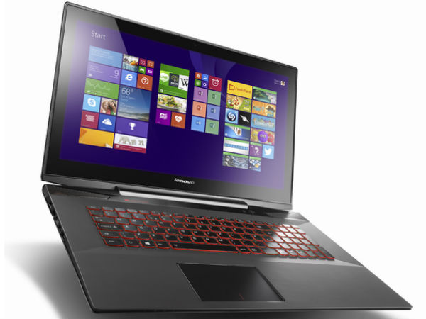 Lenovo Announces Y70 Touch: 17-Inch Gaming Laptop Showcased