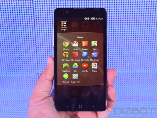 ZTE V5 First Look: A Mid Range Smartphone With Mind Blowing Specs