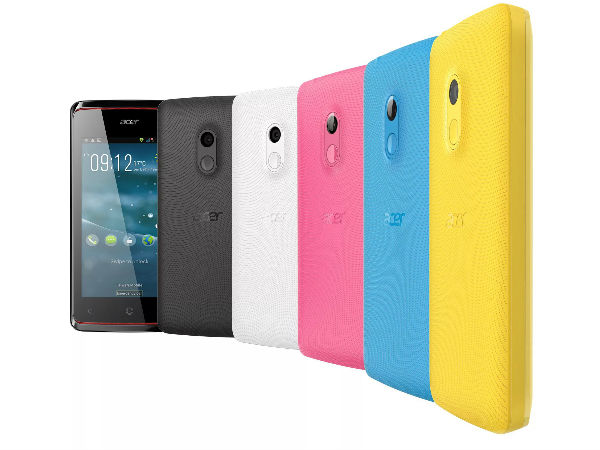 Acer Liquid Z500 Smartphone Launched at IFA 2014 for Music Lovers