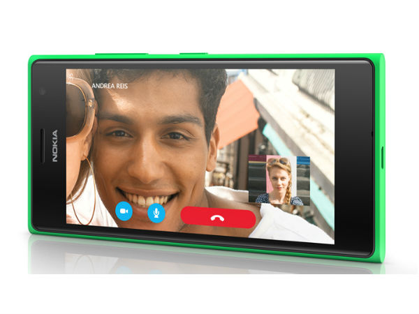 IFA 2014: Nokia Lumia 730 'Selfie' Smartphone Launched  With Lumia 735
