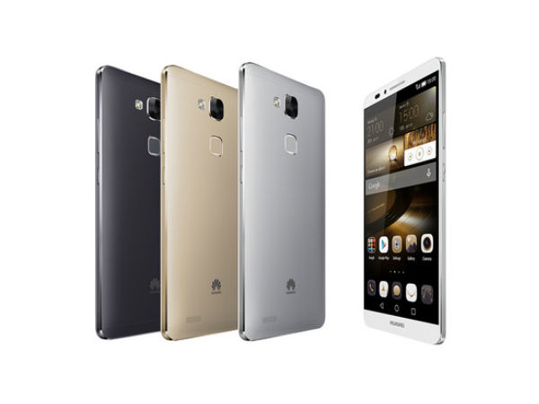 IFA 2014: Huawei Ascend Mate 7 Goes Official With 6-inch FHD And EMUI