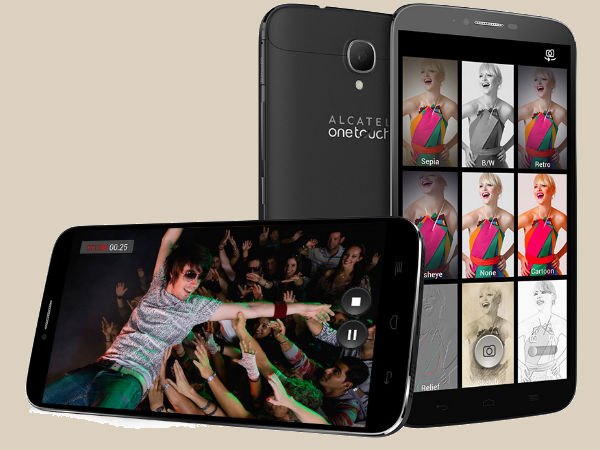 Alcatel One Touch Hero 2 Announced With 6-inch FHD Display and More