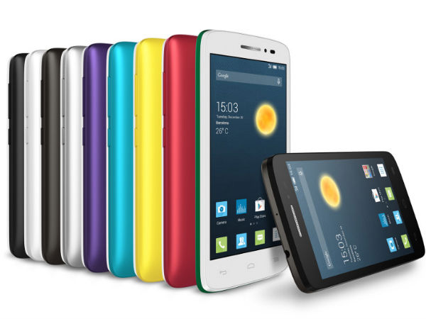 Alcatel One Touch Pop 2 Smartphones and Pop 8S Tablet Announced