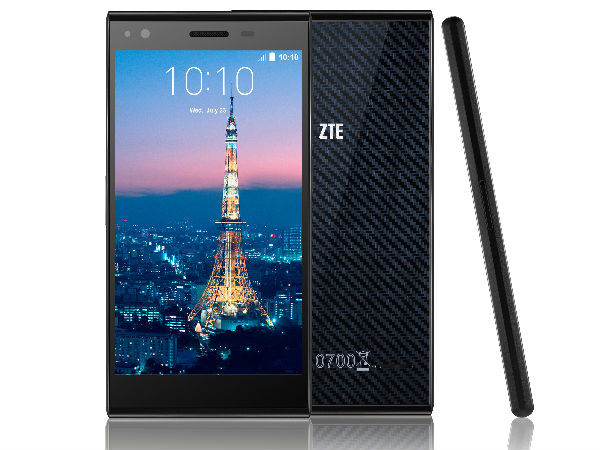 ZTE Launches Blade Vec 3G, 4G and Kis 3 Max With Android KitKat
