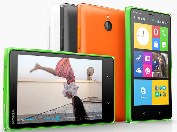Nokia X2 Dual SIM Smartphone Launched in India for Rs 8,699