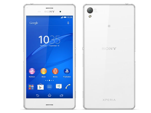 Sony Xperia Z3: Launch Date, Price, Availability (Not Known)