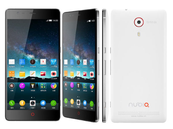 ZTE Nubia Z7: Launch Date, Price, Availability (Not Known)