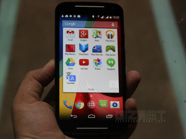 Moto G (2014) Now Available on Flipkart At Rs 12,999