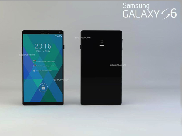 Samsung Galaxy S6: Display