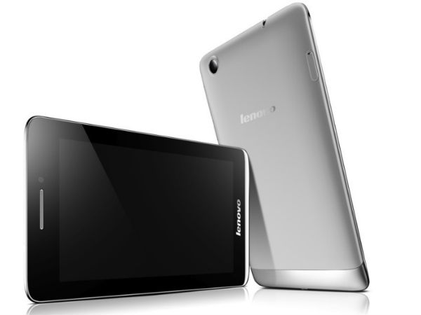 Lenovo S5000 Tablet Now Available in India At Rs 10,999