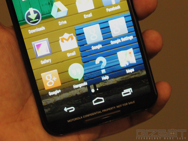 Motorola New Moto X First Look: The Phone with Best Voice Commands