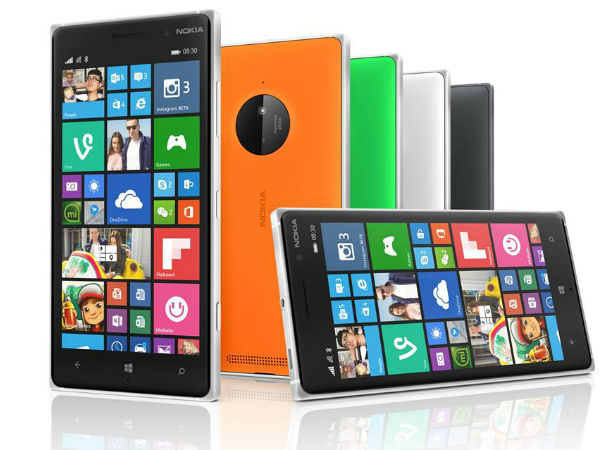 Nokia to Launch Lumia 830 in India Around October At Rs 26,000