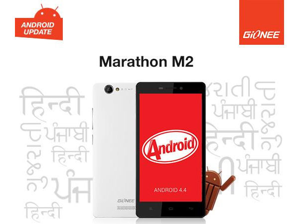 Gionee M2 Gets Treated With Android 4.4 KitKat Update