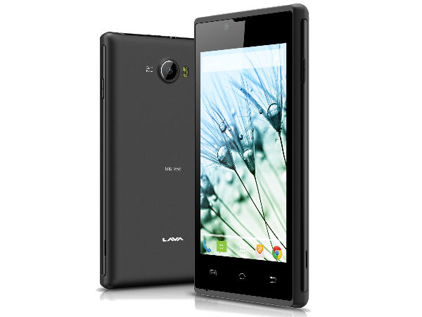 Lava Launches 5 Android Smartphones With 4-Inch Display and More