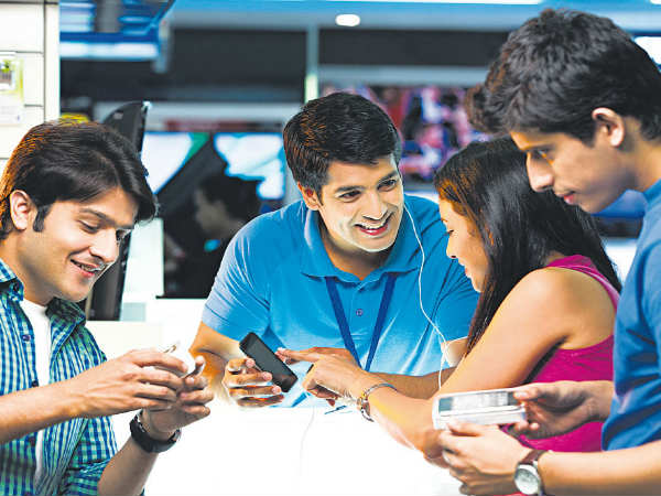 Smartphone Market Research Shows Indian Makers with 80 Pct Share