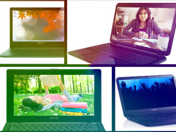 Top 5 Budget Laptops To Buy in India in September 2014