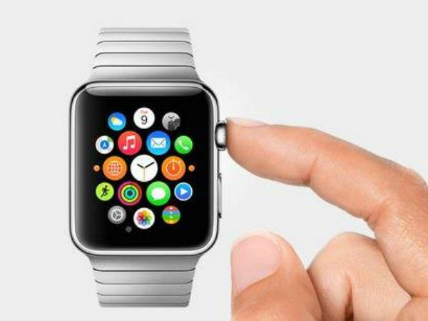 Apple Watch Officially Announced With Flexible Retina Display