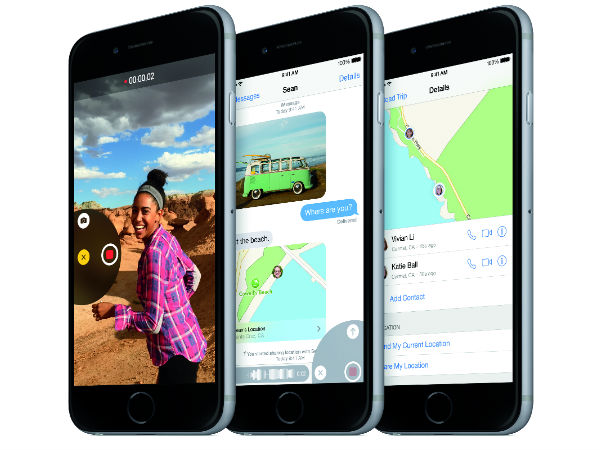 Apple Announces iOS 8 Will Be Available for Download on September 17