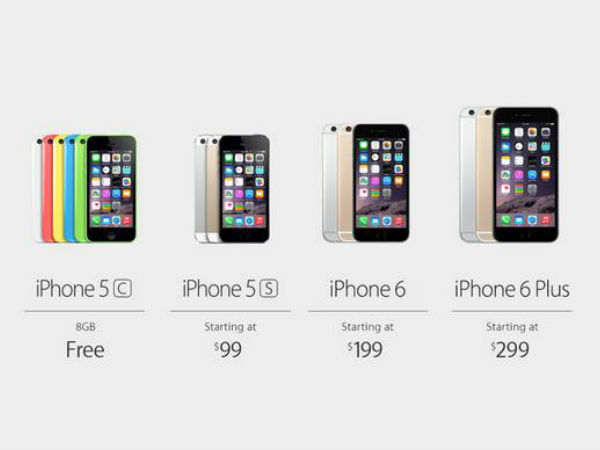 iPhone 6 Plus Launched With 5.5 inch Display