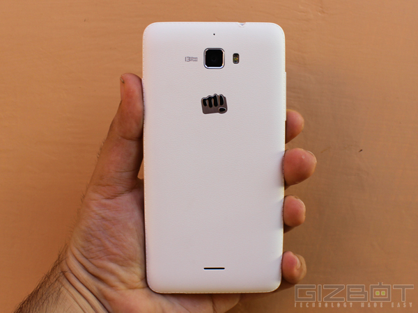 Micromax Canvas Nitro A310 First Look