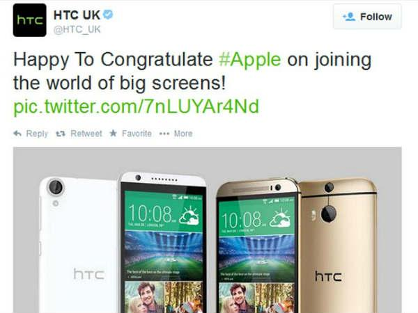 Apple iPhone 6 Treated to Light Banter: 5 Top Hits by Big Brands