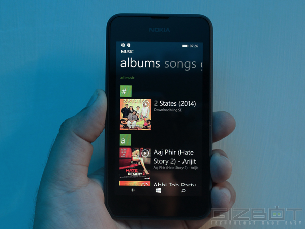 Nokia Lumia 530 Dual SIM First Look: Just an Average Affair