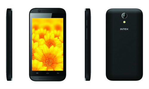 Intex Launches Aqua 4X Smartphone With 3G Connectivity at Rs 2,999