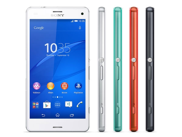Sony Xperia Z3 Compact Buy At Price Of Rs 48,000