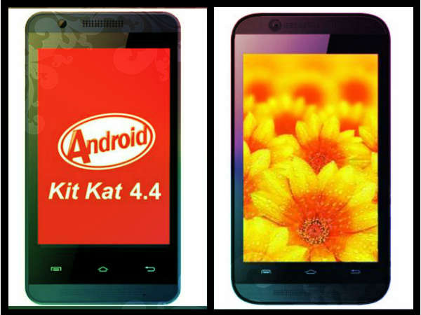 Intex Aqua 4X Vs Celkon Campus A35K: Specs Comparison