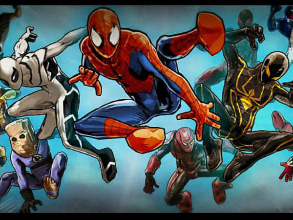 Spider-Man Unlimited Game Officially Released for Android, iOS