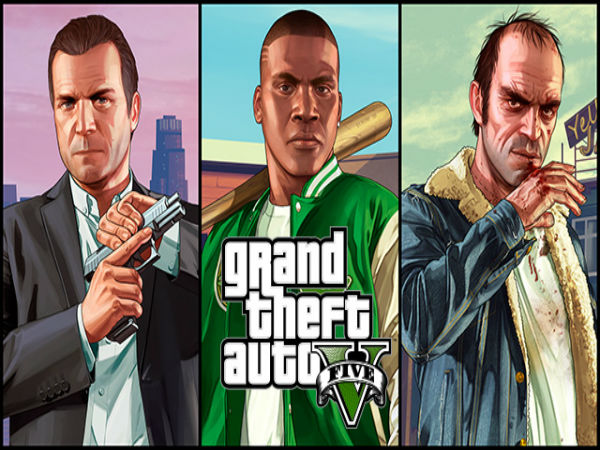 GTA 5 Coming To PS4, Xbox One in November 2014