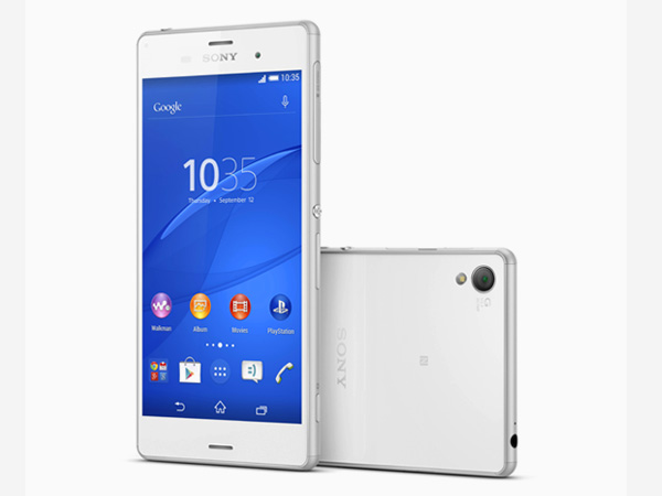 Sony Xperia Z3 To Launch in India on September 19