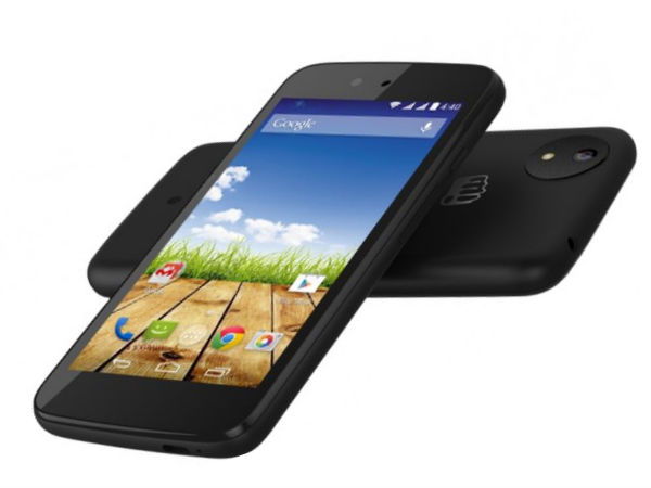Micromax Canvas A1 Android One Smartphone Unveiled With Android KitKat